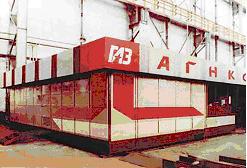 Испытания АГНКС МБКИ-125/25-1 для Аргентины, 1994 г.